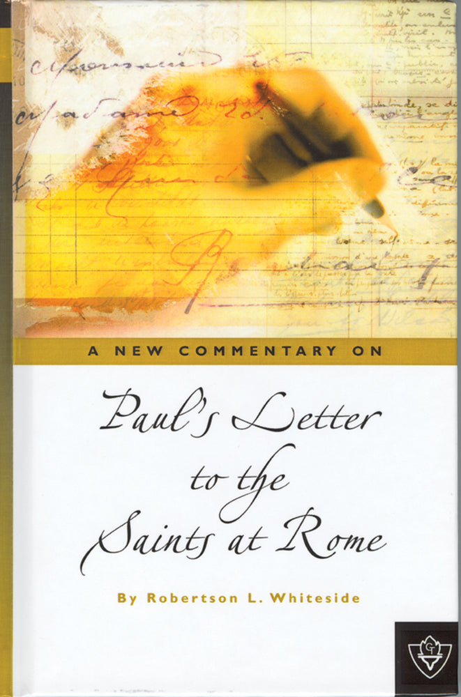 Paul's Letter to the Saints of Rome, hb