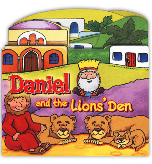 Daniel and the Lions' Den