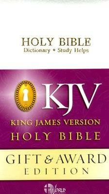 KJV Gift & Award Bible with Zipper