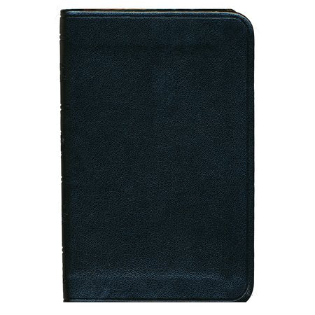 ESV Vest Pocket New Testament with Psalms and Proverbs Black Trutone
