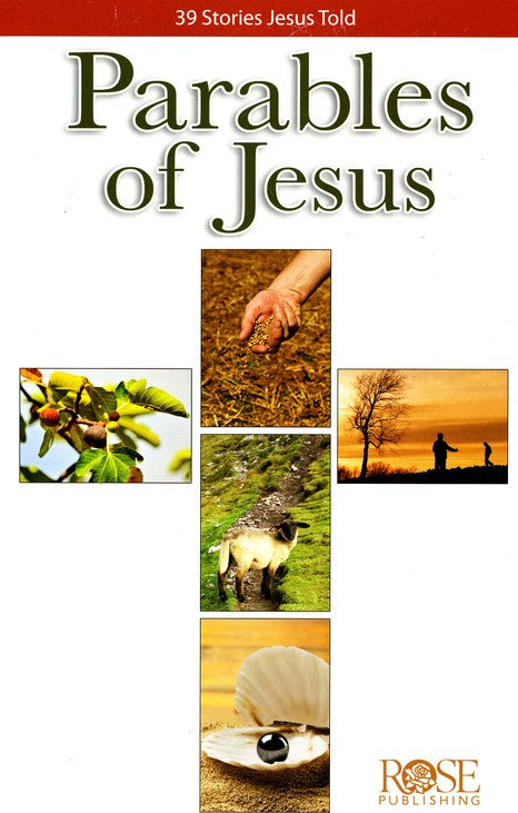 Parables of Jesus pamphlet