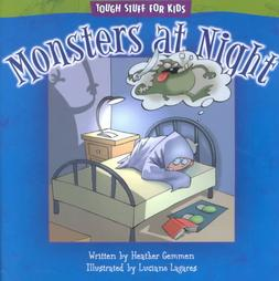 Monsters At Night - Tough Stuff for Kids Series