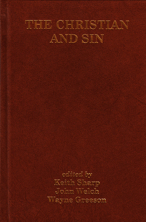 The Christian and Sin
