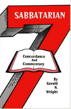 Sabbatarian Concordance & Commentary