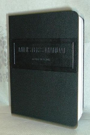 Dehoff Christian Minister's Manual