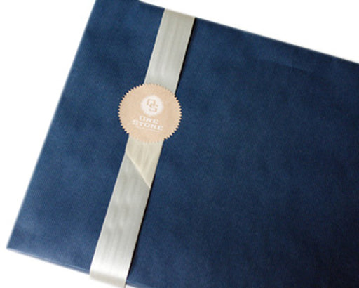 Gift Wrap Service - Navy or Tan Wrapping
