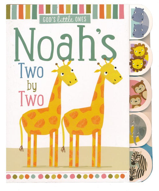 Noah's Two By Two Board Book