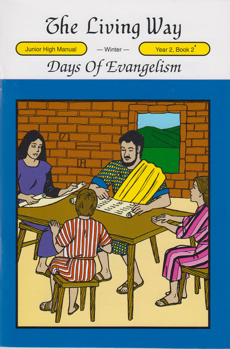JUNIOR HI 2-2 MAN - Days of Evangelism