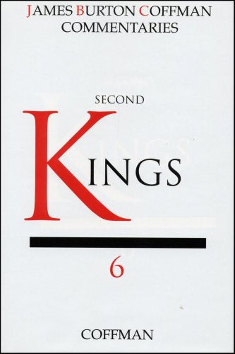 Coffman Commentary:  Second Kings