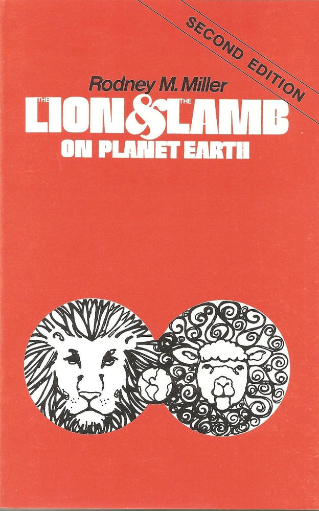 The Lion & the Lamb on Planet Earth