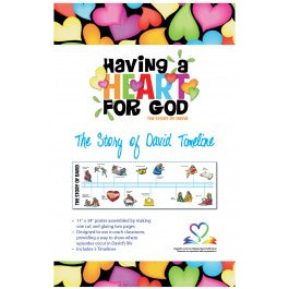 Having A Heart for God - Timeline