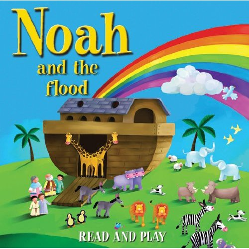 Noah and the Flood - Candle Read and Play