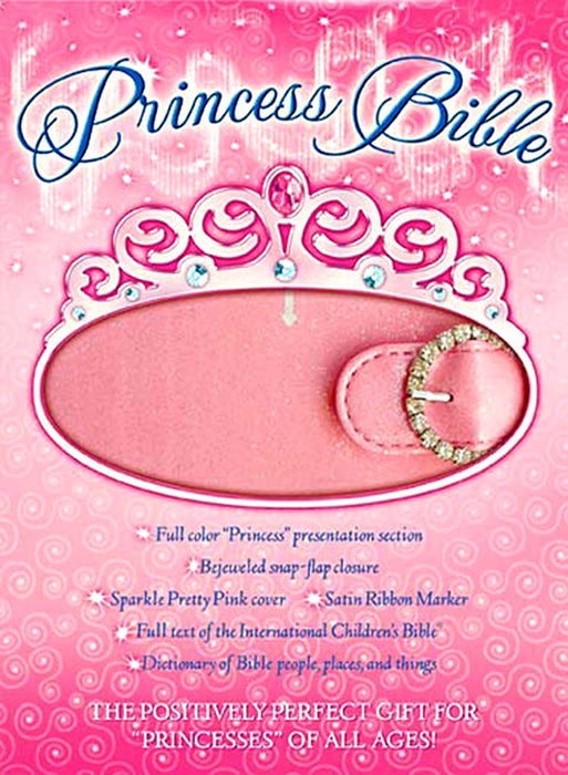 ICB Princess Bible Pink