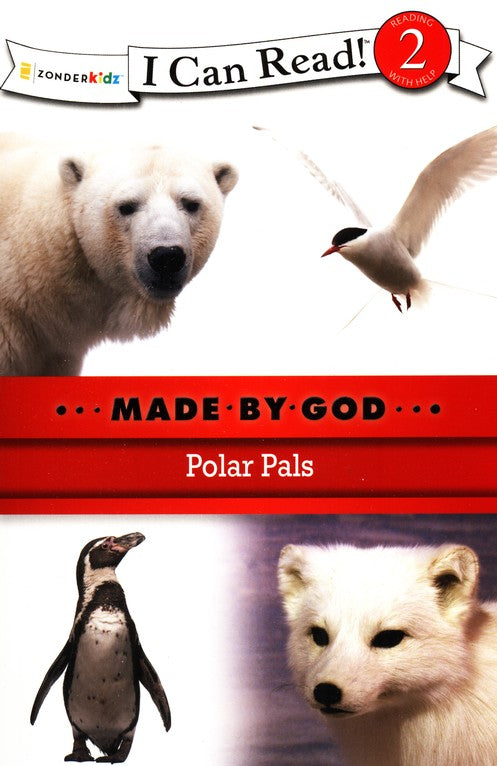 Polar Pals - I Can Read!