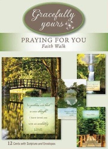 Boxed Cards - Praying for You - Faith Walk