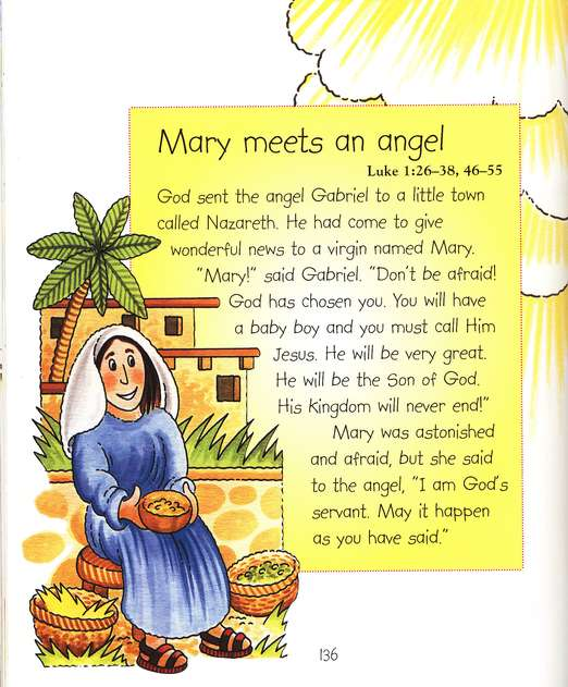 My First Bible  ages 4-6