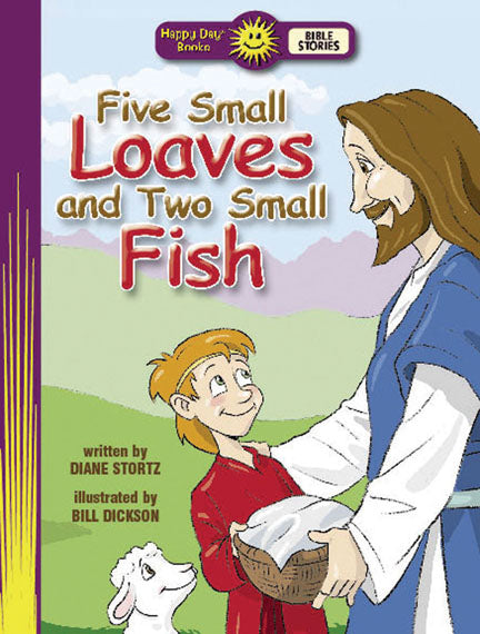 Five Small Loaves and Two Small Fish (Bible Stories)