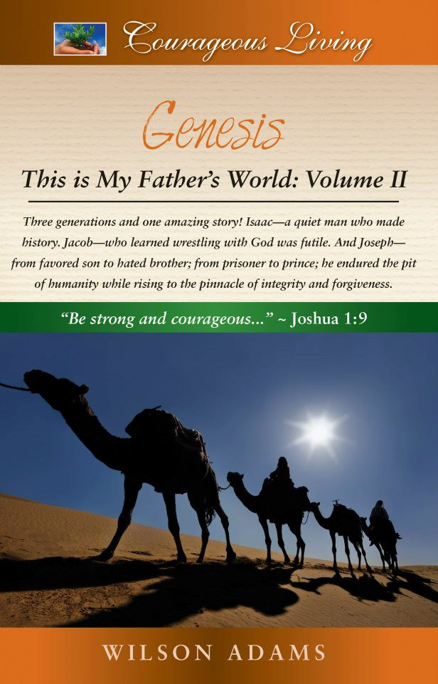 Genesis: This is My Father's World: Volume 2