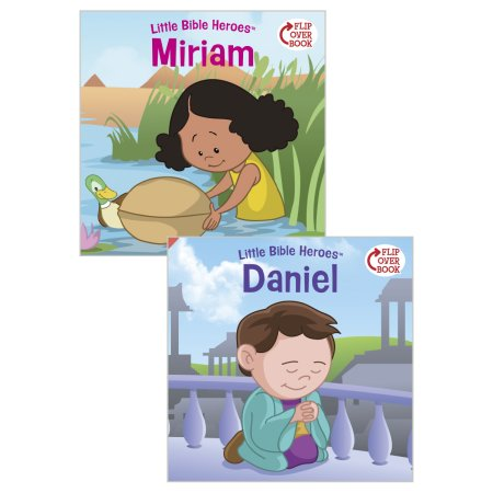 Miriam/Daniel Flip-Over Book