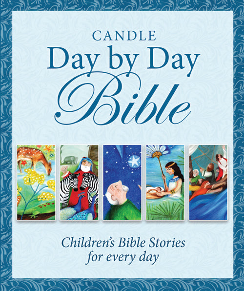 Candle Day by Day Bible: Children's Bible Stories for Every Day