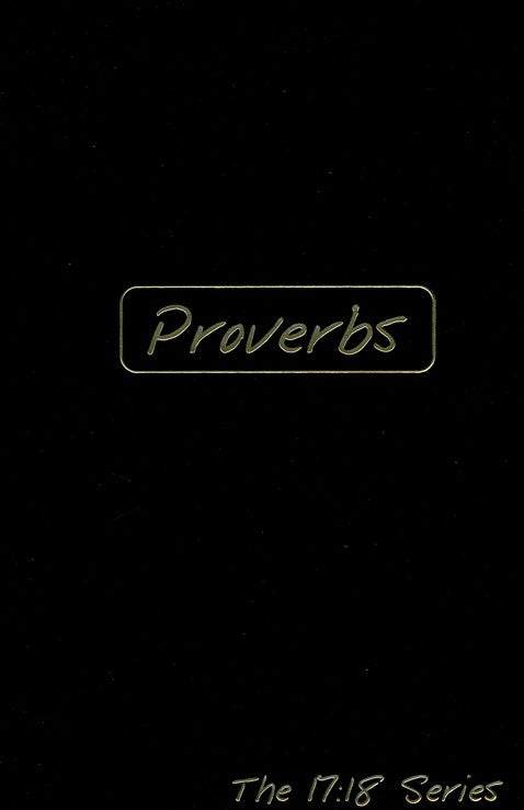 Journibles: Proverbs