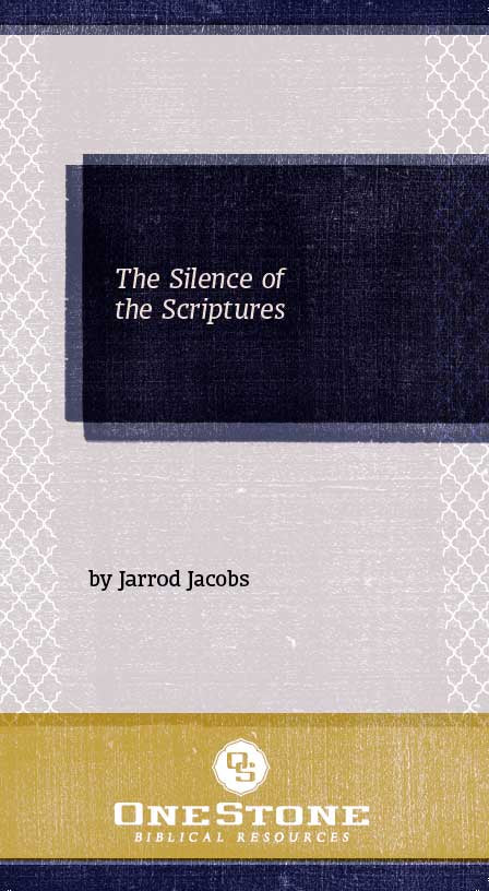The Silence of the Scriptures