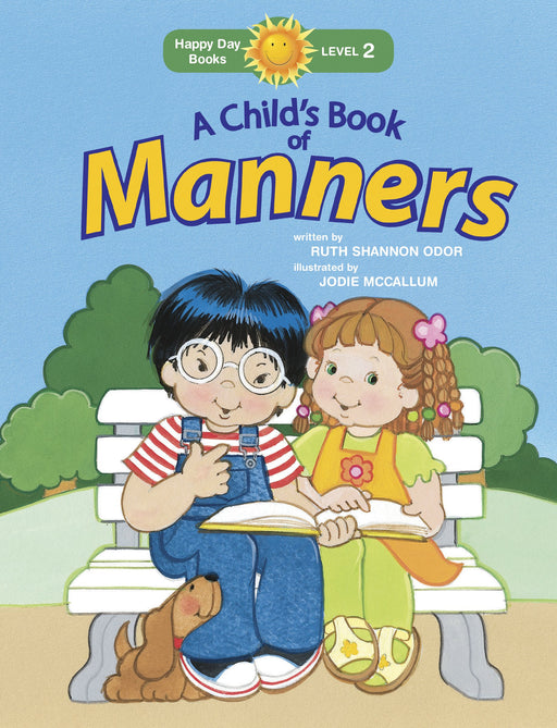 A Child's Book of Manners (Level 2)