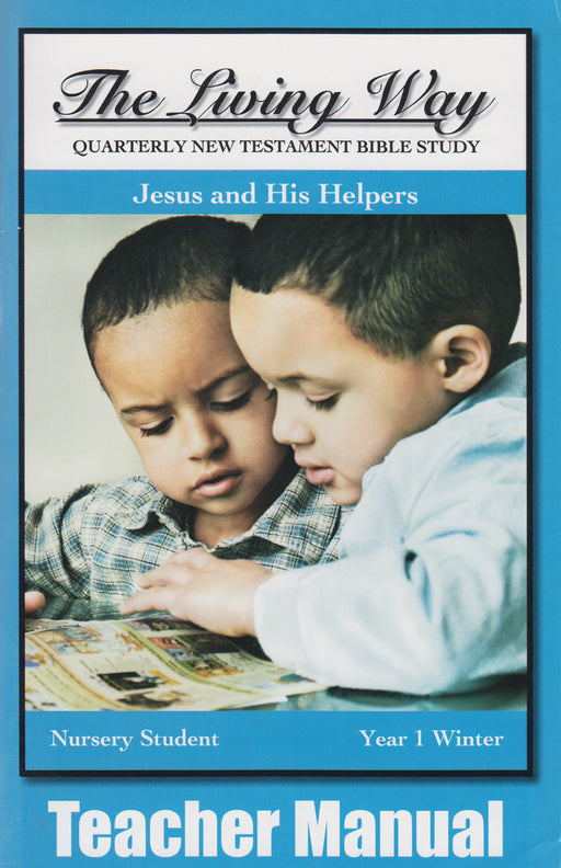 Nursery 1:2 TM - Jesus - His Helpers