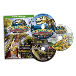 God's Creation - Digging for Answers VBS Total Package