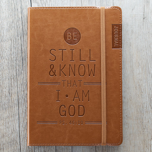 Journal: Be Still & Know