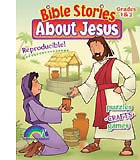 Bible Stories About Jesus-Grades 1 & 2