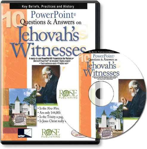 PowerPoint - 10 Questions & Answers on Jehovah's Witnesses