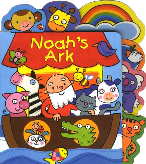 Noah's Ark Tabbed Board Book