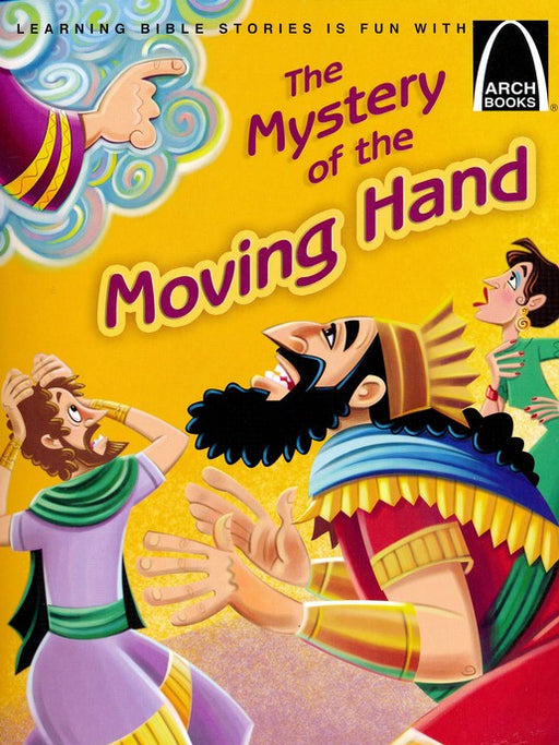 The Mystery of the Moving Hand