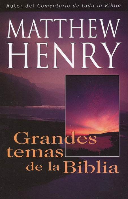 Grandes Temas de la Biblia (Great Themes of the Bible)