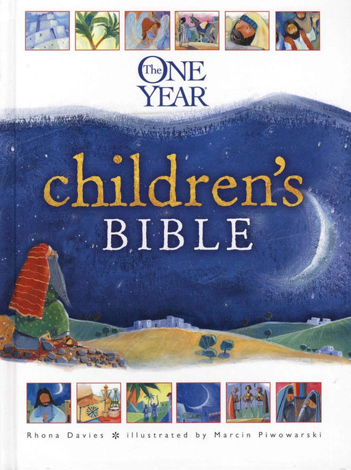 The One Year Children's Bible