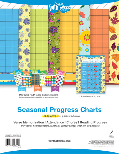 Seasonal Progress Charts