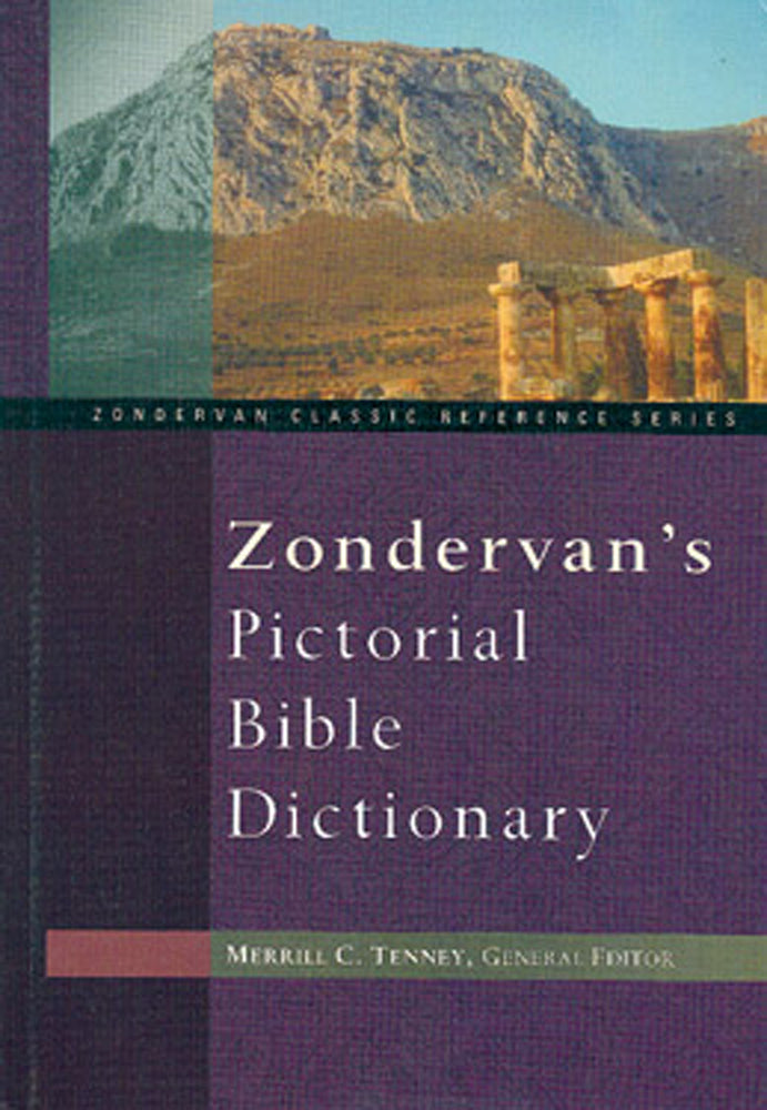 Zondervan's Pictorial Bible Dictionary