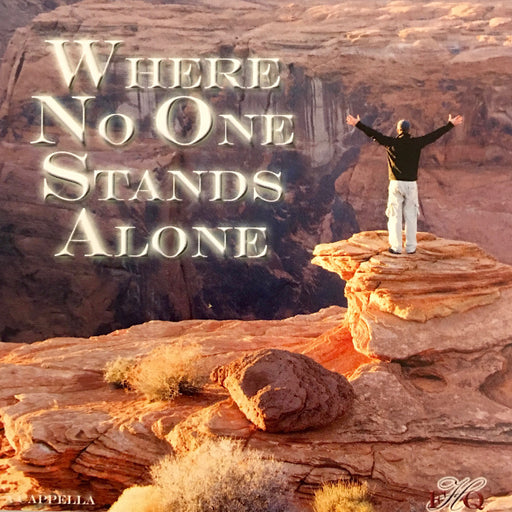 Favorite Hymns Quartet: Where No One Stands Alone CD