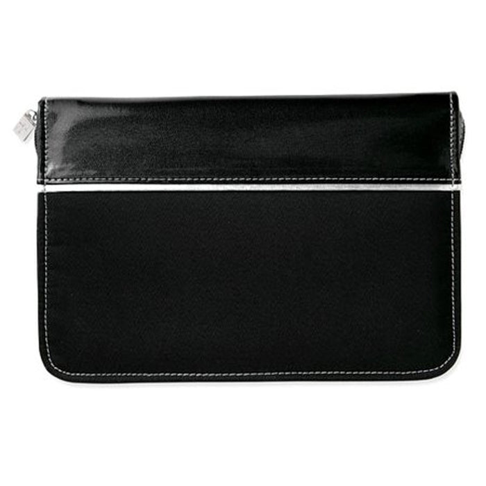 Bible Cover - Microfiber Thinline - Black