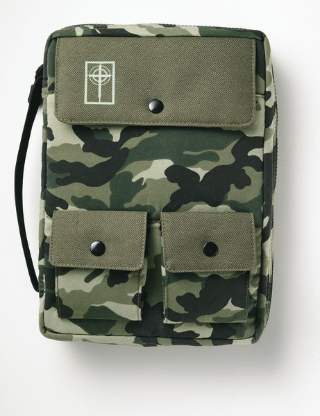 Bible Cover Large Cargo Camoflauge