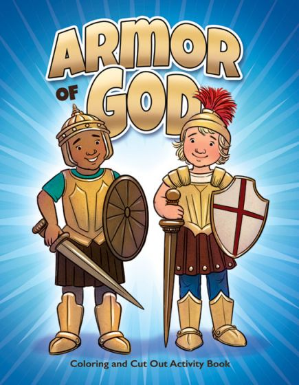 Armor of God Coloring & Activity Book