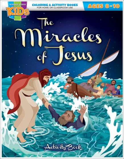 The Miracles of Jesus Activity Book