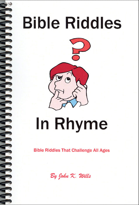 Bible Riddles In Rhyme
