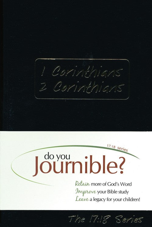 Journible: 1 & 2 Corinthians