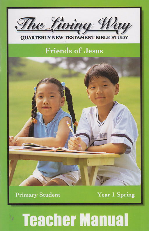PRIMARY 1-3 MAN - Friends of Jesus