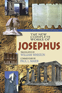 The New Complete Works of Josephus, Hardcover