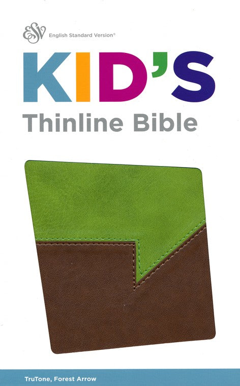 ESV Kid's Thinline Bible Forest Arrow