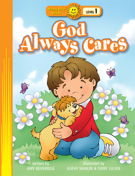 God Always Cares (Level 1 Pre-Reader)