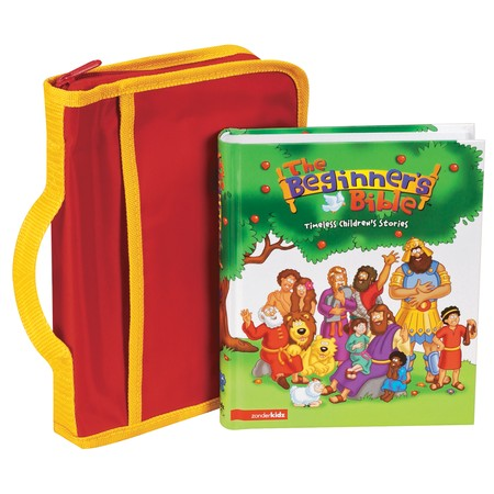 Beginner's Bible with Bible Case Included